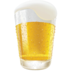 Beer glass logo is from http://www.webdesignhot.com/free-vector-graphics/lifelike-beer-glasses-and-beer-bubbles-vector-graphic/